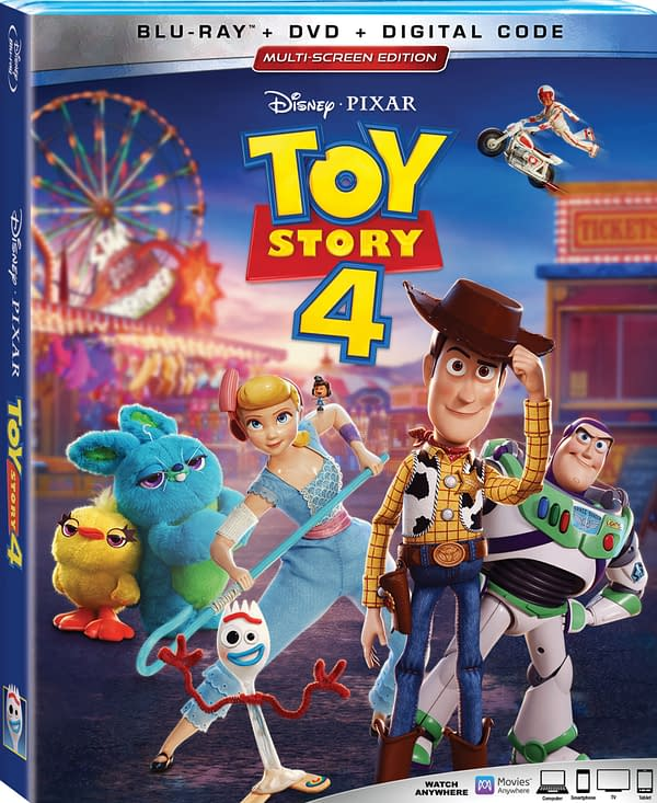 """Giveaway: """"Toy Story 4"""" Blu-Ray Combo Pack"""