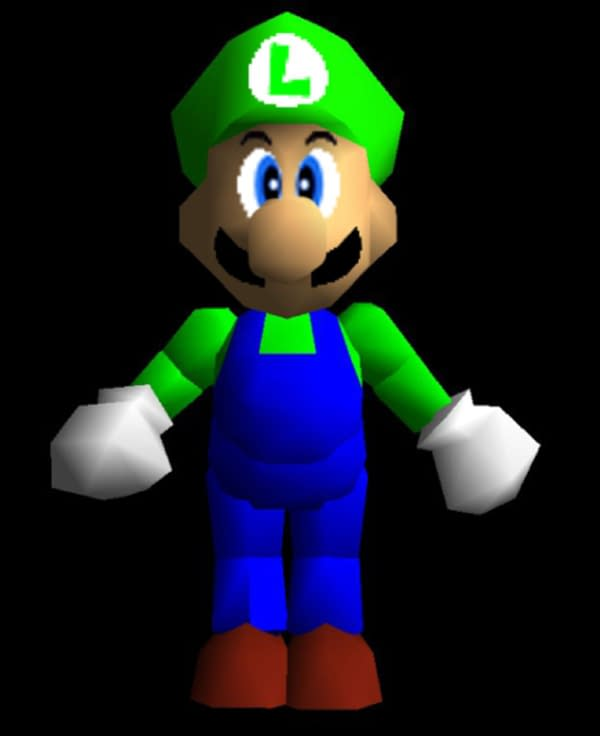 A New Luigi Code Is Found 24 Years After Super Mario 64 Was Released