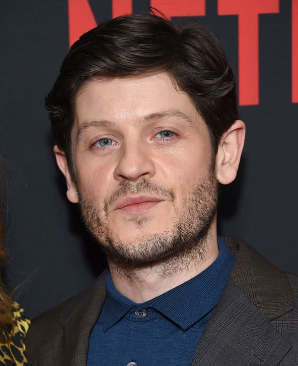 LOS ANGELES - MAR 18: Iwan Rheon arrives for the Netflix 'The Dirt' Premiere on March 18, 2019 in Hollywood, CA (Image: DFree/shutterstock.com)