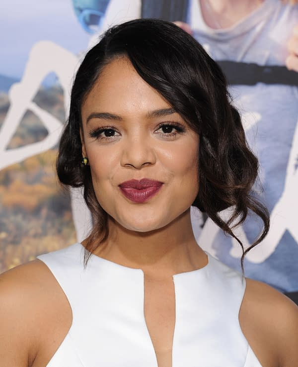 Tessa Thompson Supports #FemaleFilmmakerFriday With A Flashback To Sundance