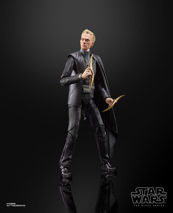 Star Wars The Black Series Dryden Vos 6-Inch Figure (1)