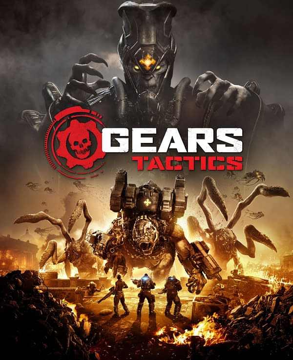 Gears Tactics Gets A Release Date For All Xbox Consoles
