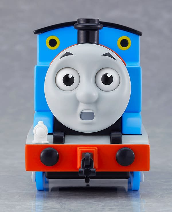Thomas & Friends Comes To Good Smile With Adorable Nendoroid