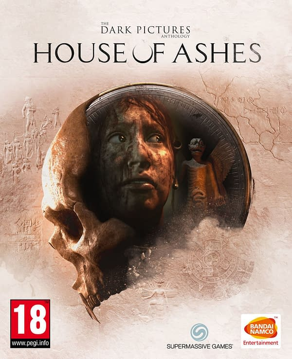 Promo art for The Dark Pictures Anthology: House Of Ashes, courtesy of Bandai Namco.