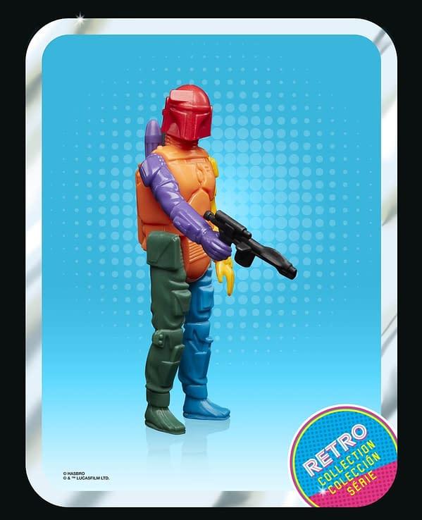 Hasbro's Star Wars Retro Collection Prototype Boba Fett Drops Tomorrow