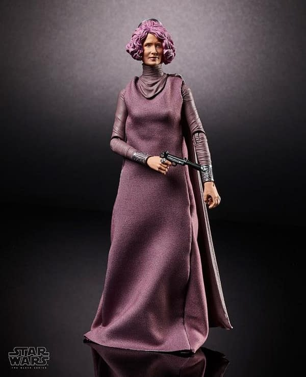 Star Wars Black Series Holdo