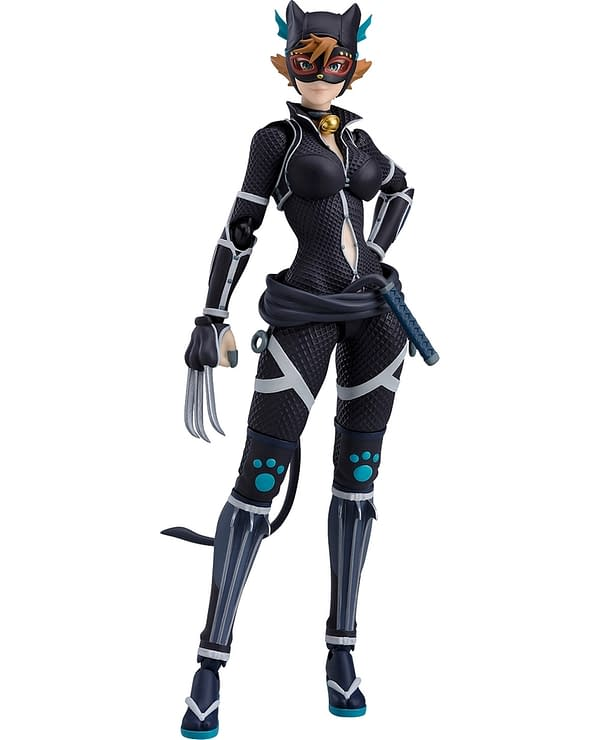 Catwoman Ninja Figma Figure Good Smile 1