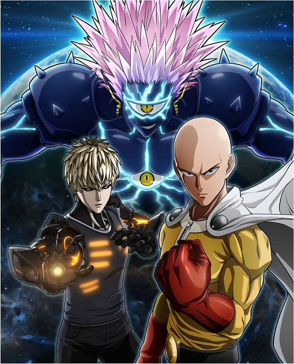 """One Punch Man: A Hero Nobody Knows"" To Be Released In Early 2020"