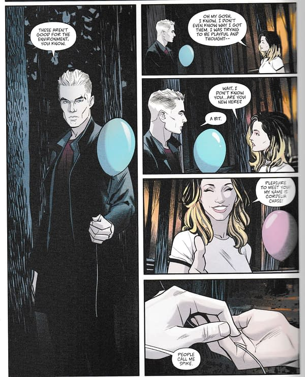 Buffy The Vampire Slayer #2 Rewrites the Romantic Rules in Reboot (Spoilers)