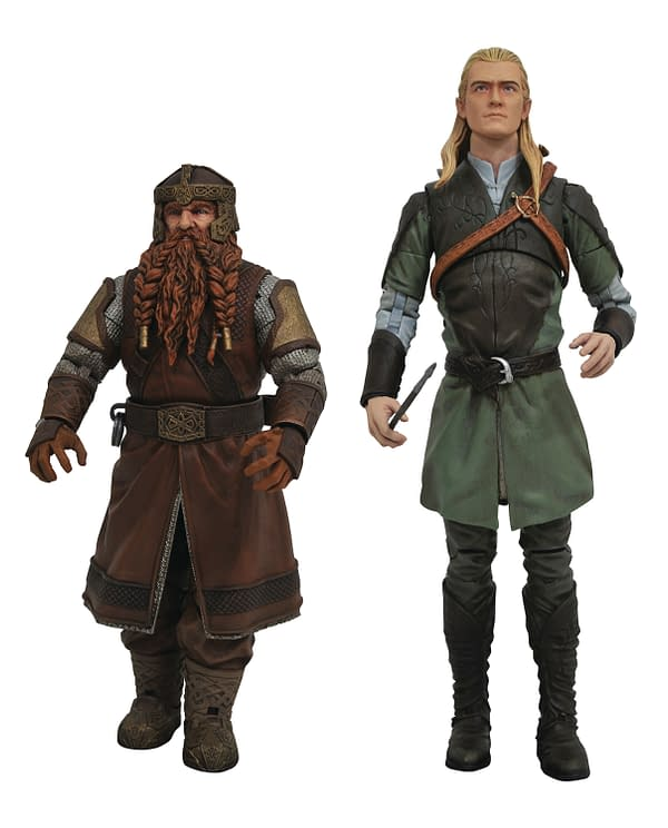Lord of the Rings Diamond Select Toys