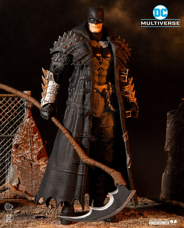 New Wave of DC Multiverse Figures Revealed by McFarlane Toys