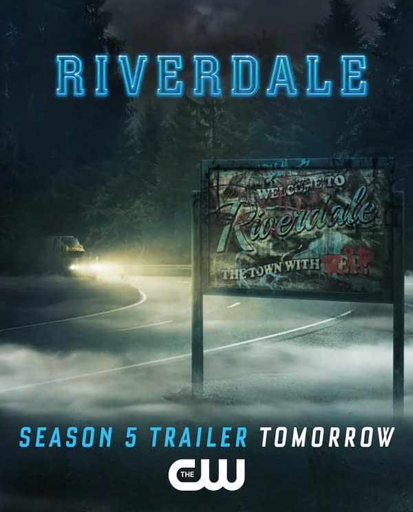 Riverdale will drop its season 5 trailer this week (Image: The CW)