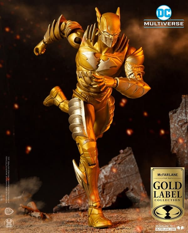 McFarlane Toys Unveils Wave 2 of Their New Gold Label Series