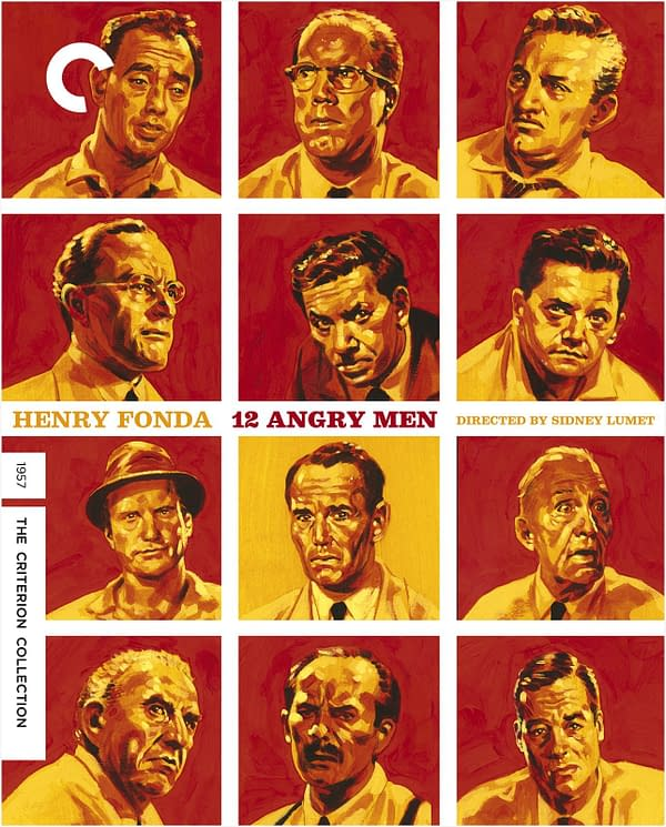 A Look at Sean Phillips' Cover Art For Criterion Collection