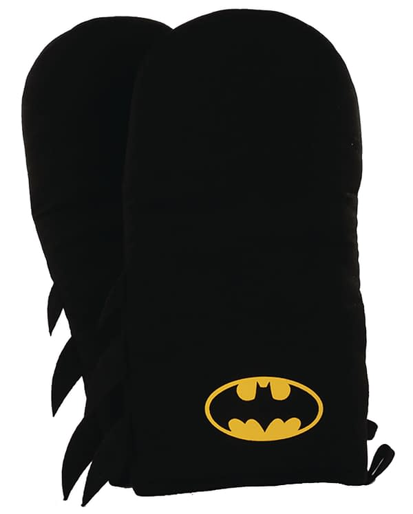 Batman Seven 20 Oven Mitt