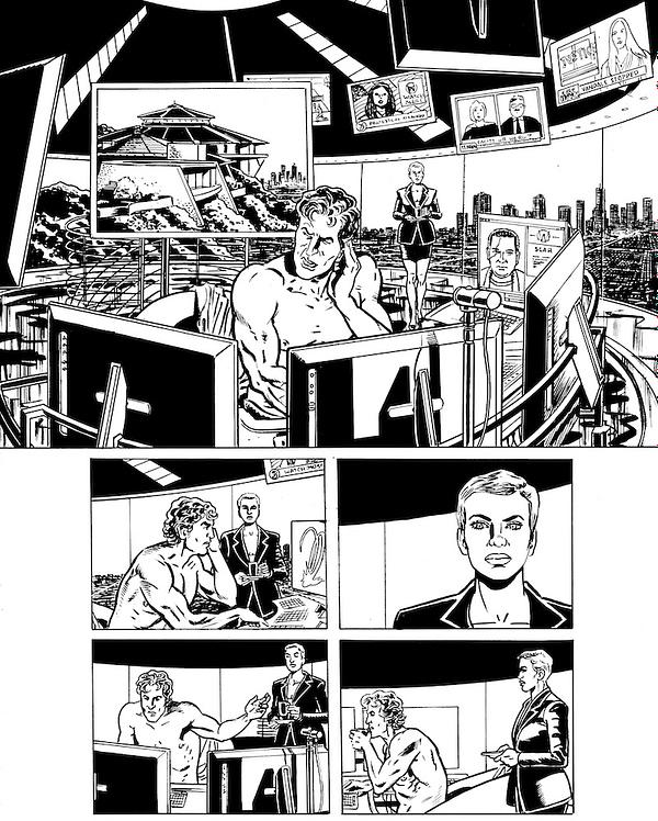 Hero Trade Gets Bad Idea Final 5 Series By Matt Kindt, David Lapham