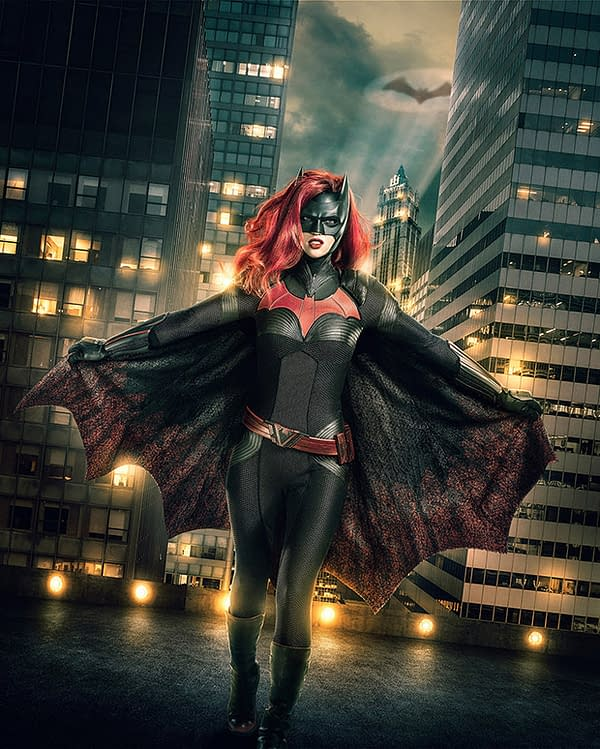 The CW Releases Official First Look at Ruby Rose as Batwoman
