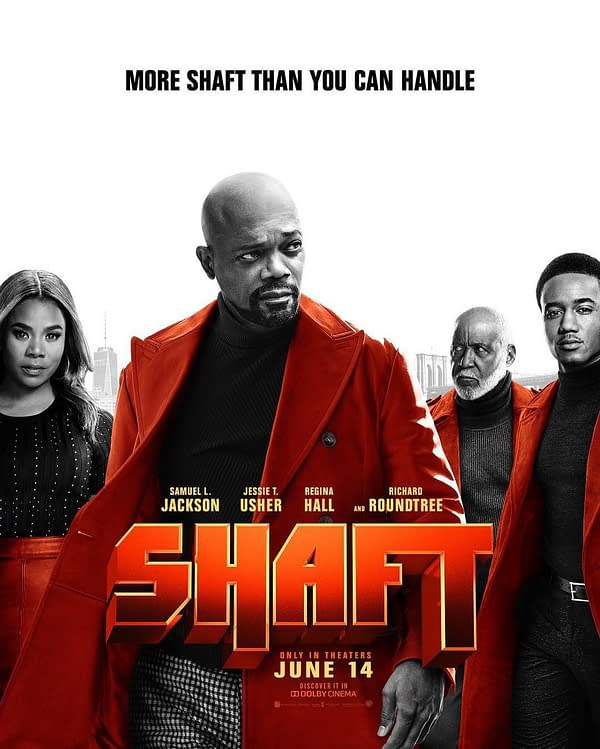 First Trailer for New Line's 'Shaft' Hits