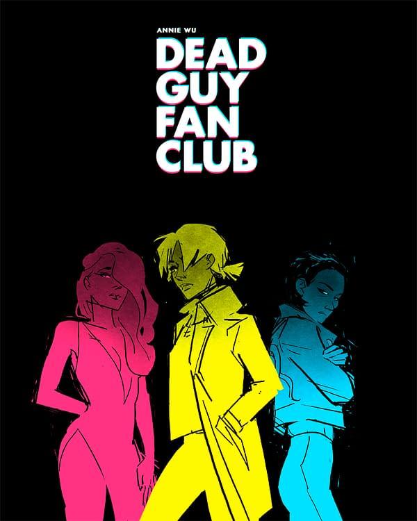Annie Wu Announces Dead Guy Fan Club at #ImageExpo