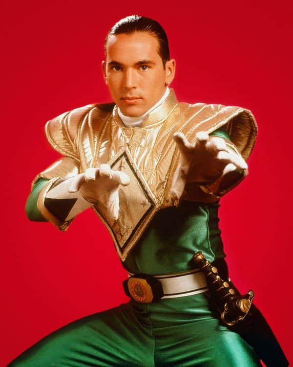 Jason David Frank Returns to Power Rangers to Voice Lord Drakkon in Shattered Grid Trailer