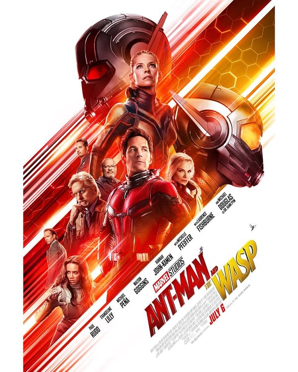 Evangeline Lilly Posts New Ant-Man and the Wasp Poster, Trailer Coming Tomorrow