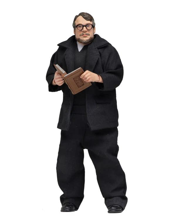 Guillermo Del Toro NECA Figure SDCC Exclusive 1
