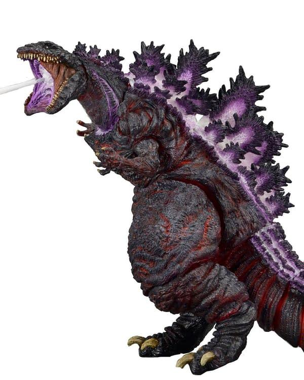 NECA Atomic Blast Shin Godzilla 2