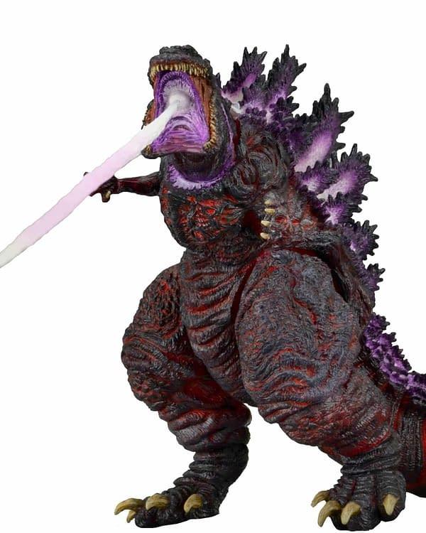 NECA Atomic Blast Shin Godzilla 4