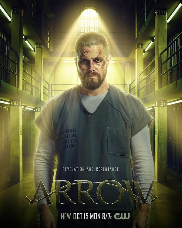 'Arrow' Posts 15 Seconds of Ollie Kicking Some A**