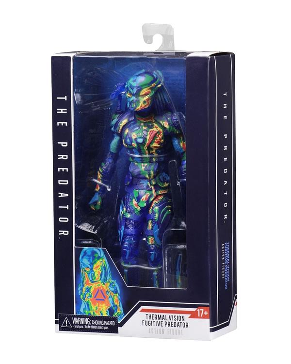 NECA Thermal Predator Figure Target Exclusive 1