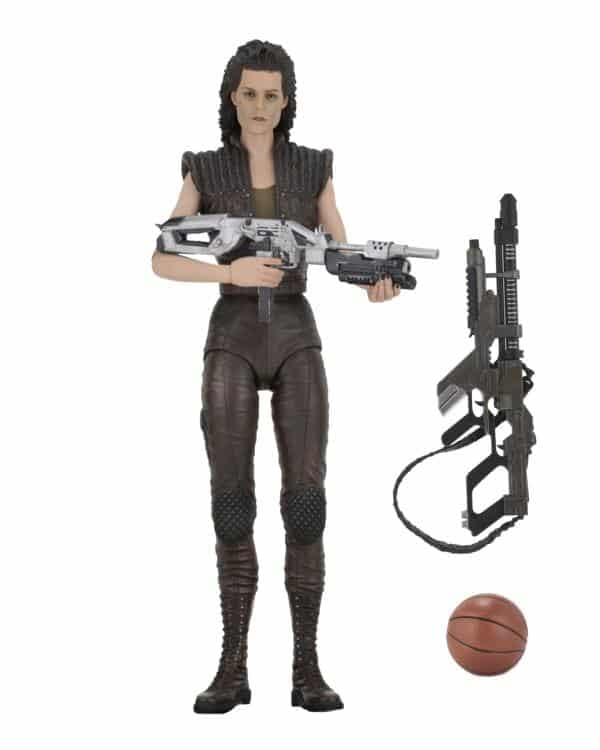 NECA Alien Resurrection Ripley 4