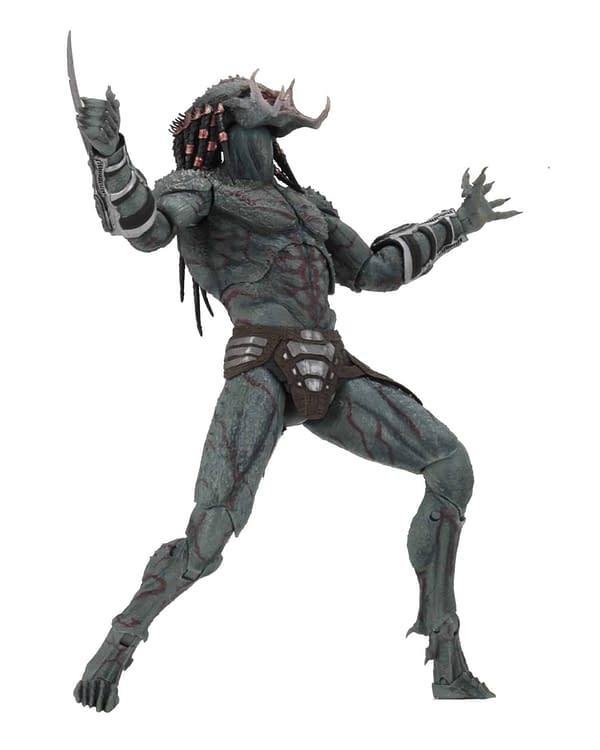 NECA Assassin Predator 5