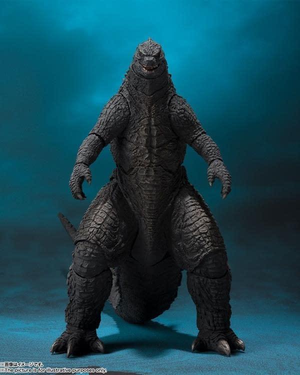 SH MonsterArts Godzilla King of the Monsters 4