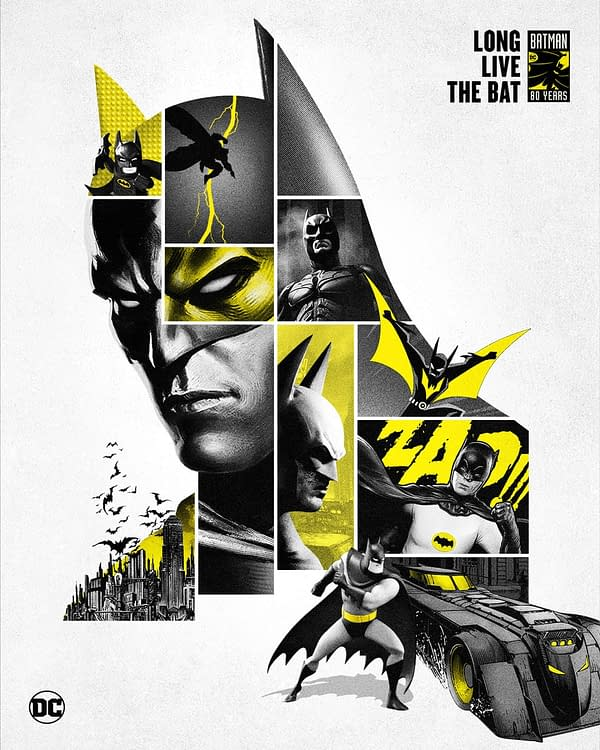 SXSW: DC Comics to Release a Million-and-a-Half Bats For Batman's Birthday