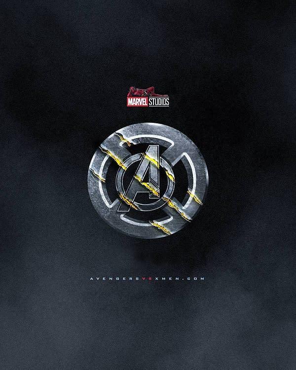BossLogic's New Avengers vs. X-Men Piece for Disney / Fox Merger Day