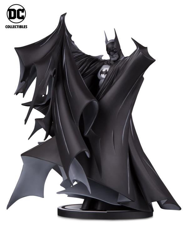 Batman Black and White Statue Series Hit Their 100th Statue