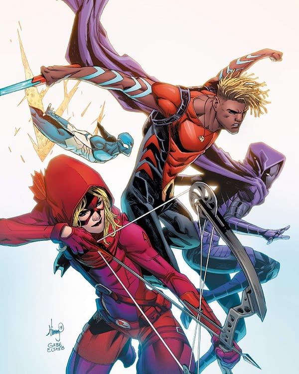DC Comics March 2020 Solicitations, Frankensteined