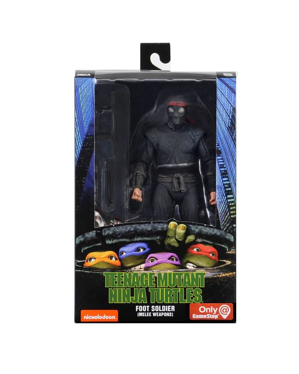 TMNT NECA Reveals Galore: New Two-Packs, 1990 Film Figure Packaging