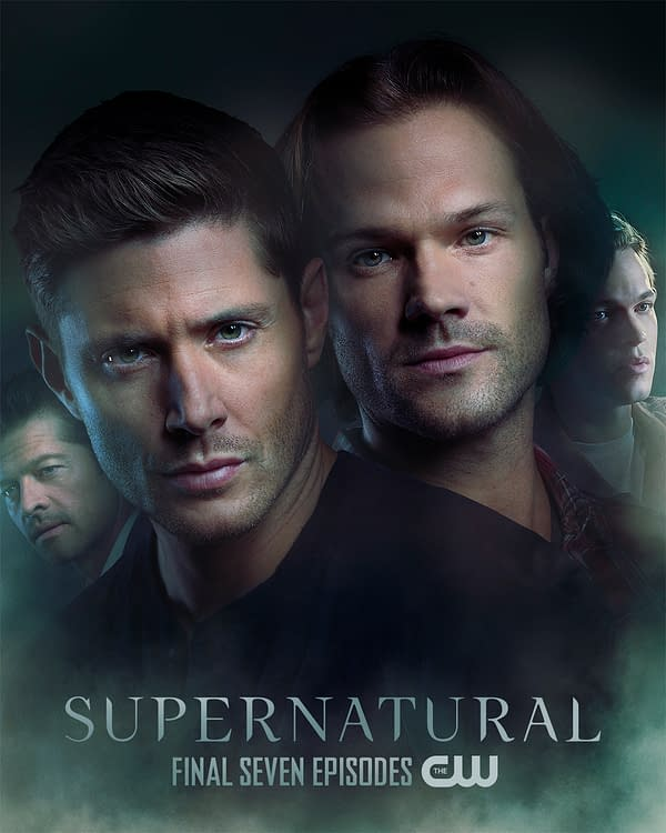 Supernatural returns later this year, courtesy of The CW.