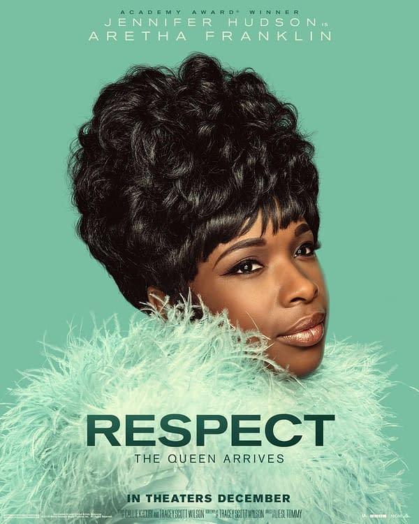 Watch Jennifer Hudson Channel Aretha Franklin In First Respect Trailer