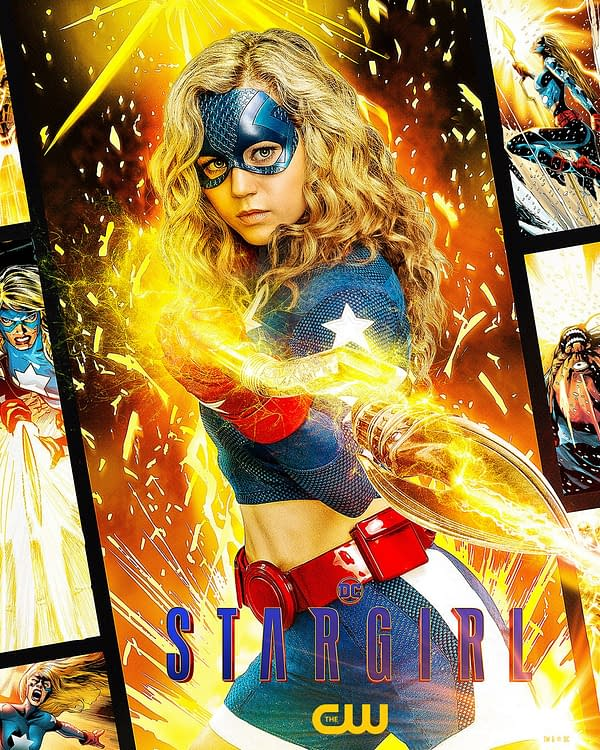 Stargirl DC FanDome key art (Image: WarnerMedia)
