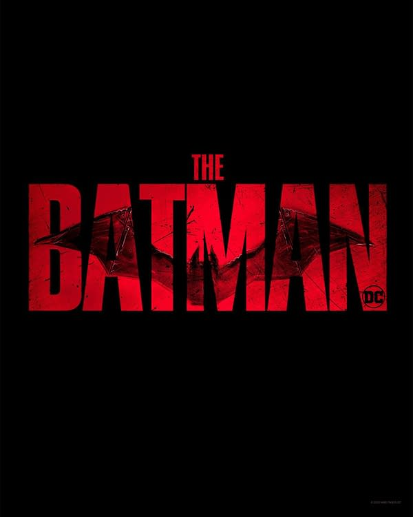 The Batman: New Look at Logo and Art, Production to Resume Next Month