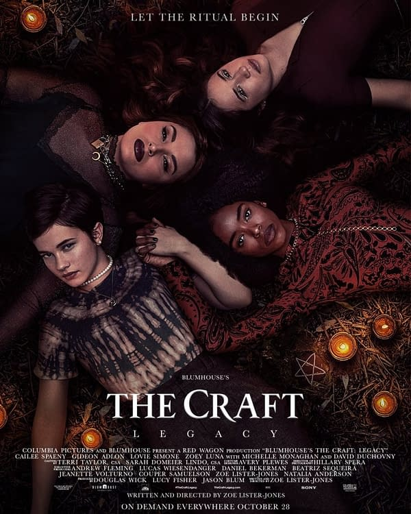 The Craft: Legacy Trailer Reveals Connections to the Original
