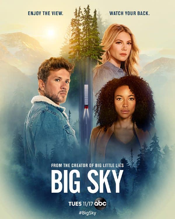 BIG SKY - Key Art. (ABC)