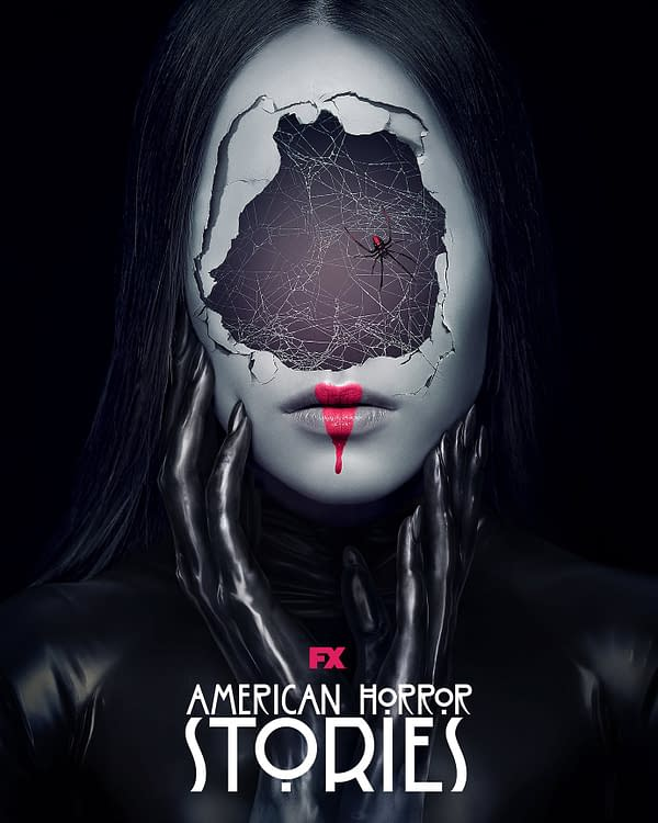 American Horror Stories key art from Ryan Murphy (Image: FX on Hulu)
