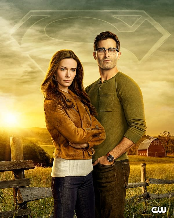 Superman & Lois releases new key art (Image: The CW)