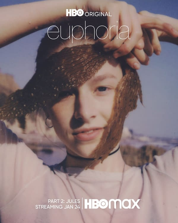 Euphoria Part 2 Now Available on HBO Max; BTS Look at Hunter Schafer