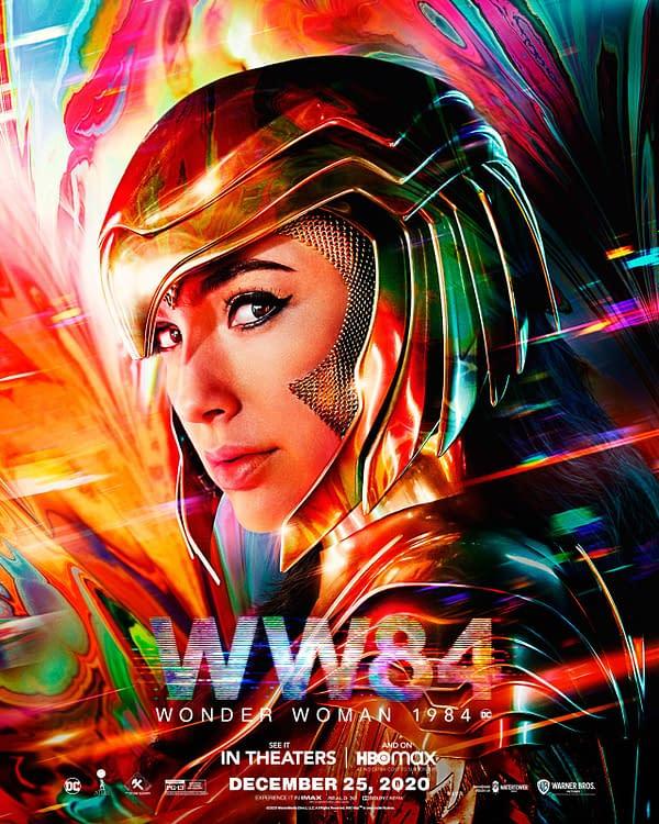 Wonder Woman 1984 Soars to $100M Worldwide Box Office
