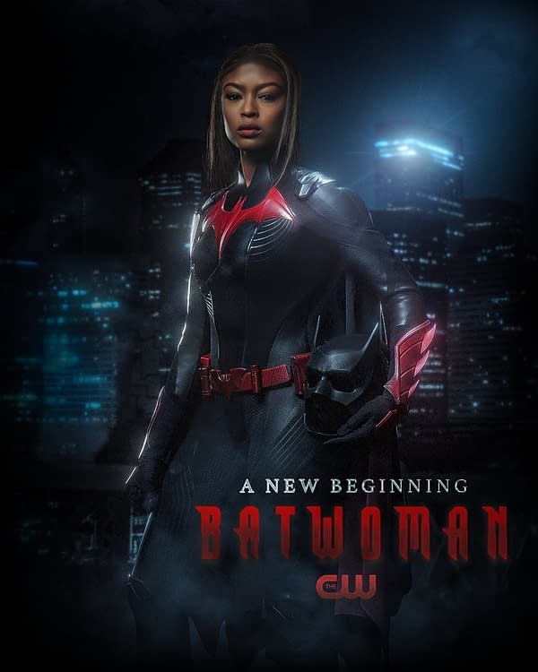 Batwoman released a new poster for the second season. (Image: The CW)