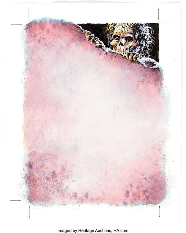 Original Art Auction For Kevin O'Neill, Alex Ross, Bernie Wrightson